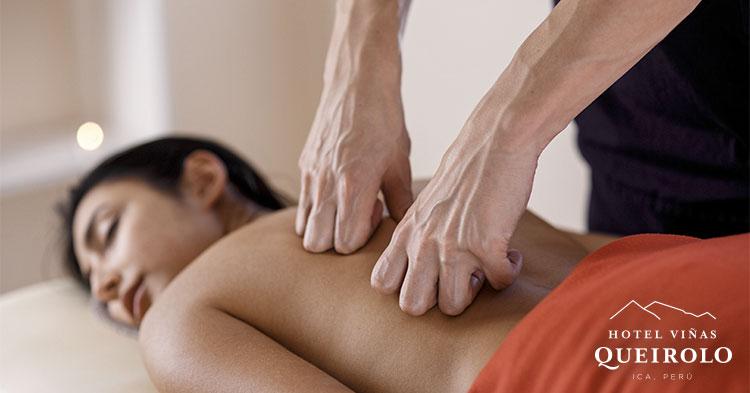 masajes desestresantes