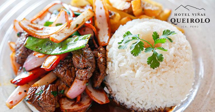 platos típicos de ica el lomo saltado