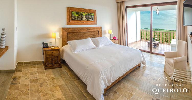 reserva una habitación en un hotel en ica