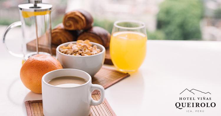 no omitas el desayuno