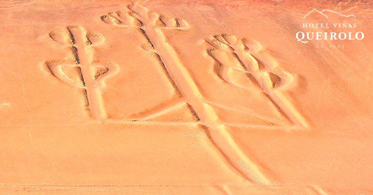 historia de Candelabro de Paracas