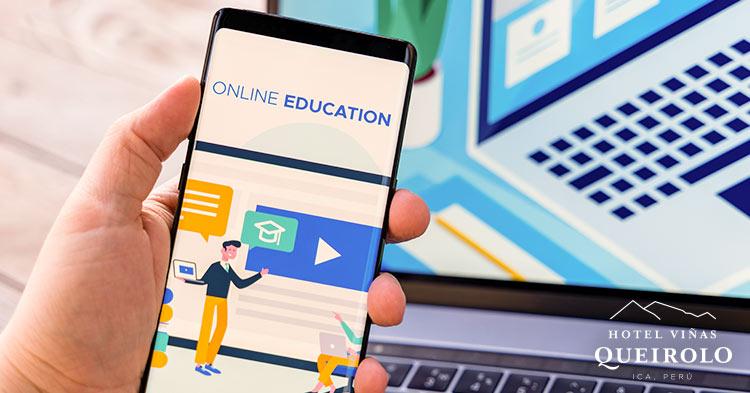 inscribe a tus hijos en plataformas virtuales