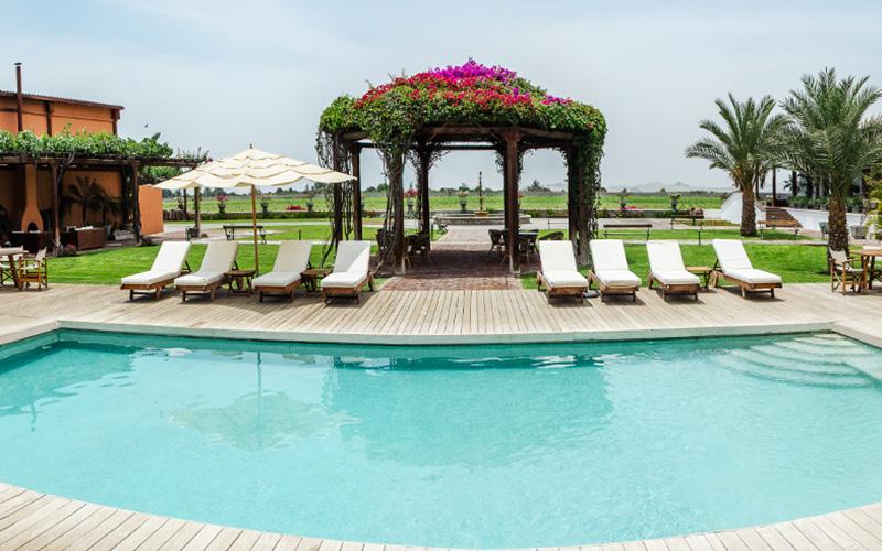 Hotel vi as queirolo hoteles en ica con piscina - Hotel a pejo con piscina ...
